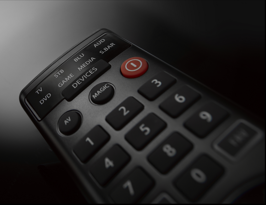 Universal Remote Control Smart Control 8 By One For All