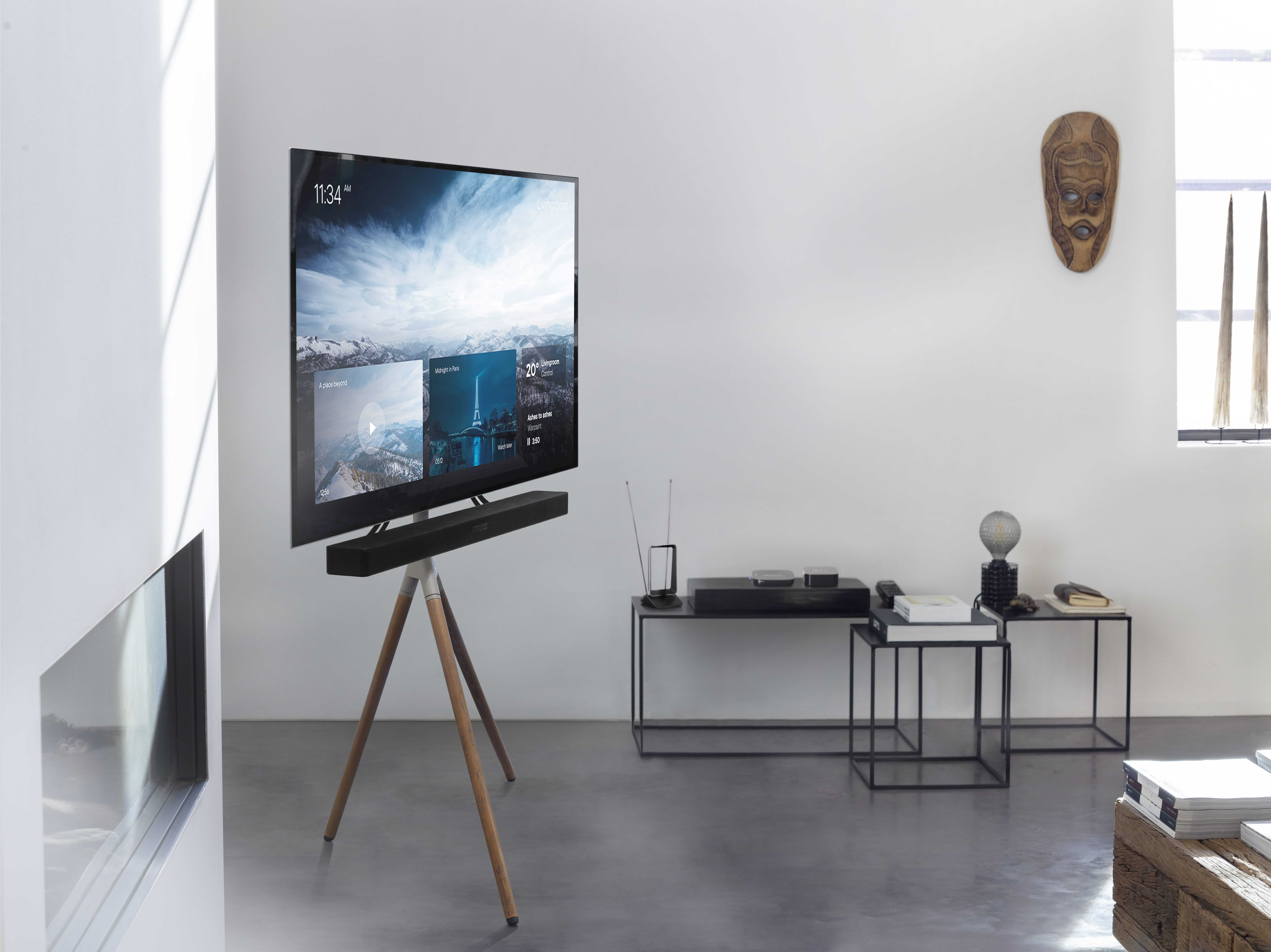 Tripod Universal Tv Stand By One For All Wm7471