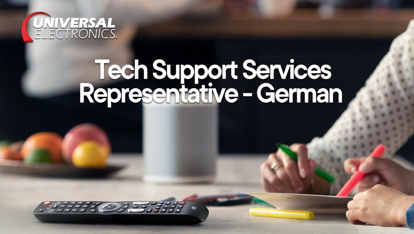 Tech Support Germany 2020