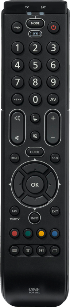 One For All Essence 2 Remote Control (URC7120)