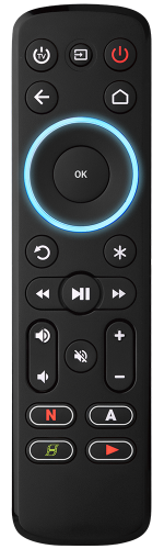 Streamer Remote URC7935