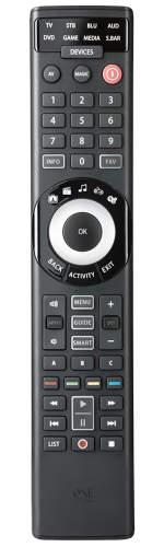 Support for remotes | One For All