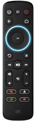 Support For Remotes One For All